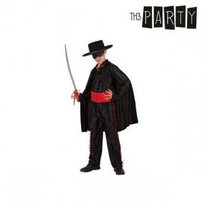 Costume per Bambini Zorro