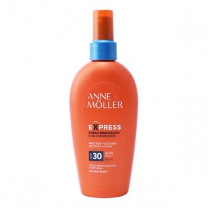 Spray Abbronzante Express Anne Möller Spf 30 (200 ml)