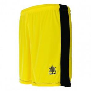 Pantaloncino Sportivo Luanvi Premium Giallo