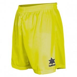 Pantaloncino Sportivo Luanvi Pol Giallo