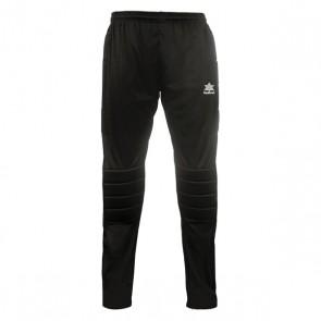 Pantaloncino da Portiere di Calcio Luanvi Arquero Nero