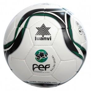 Pallone da Calcio a 5 Luanvi Fef Zagal Fs PVC (62 cm)