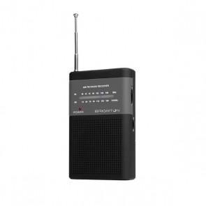 Radio Portatile BRIGMTON BT-350-N Nero