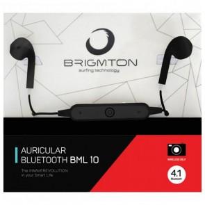 Auricolari Bluetooth con Microfono BRIGMTON BML-10