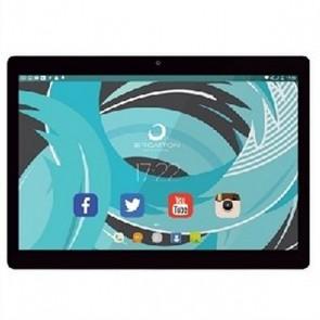 "Tablet BRIGMTON BTPC-1019 10"" HD Quad Core 16 GB 1 GB RAM MICRO SD Bluetooth 4500 mAh Bianco"