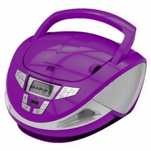 Radio CD BRIGMTON W-440 USB Viola