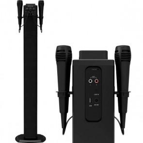 Altoparlante a Colonna Bluetooth BRIGMTON BTW-40K 40W USB Nero