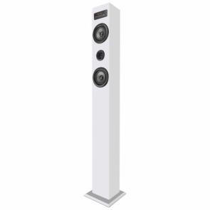 Altoparlante a Colonna Bluetooth BRIGMTON BTW-41-B USB MICRO SD 40 W Bianco