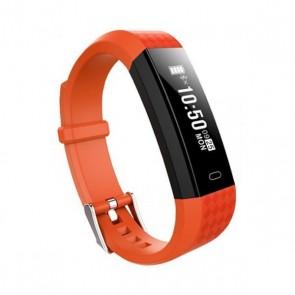 "Orologi Sportivi BRIGMTON BSPORT B1 0,87"" OLED Bluetooth 4.0 IP67 Arancio"