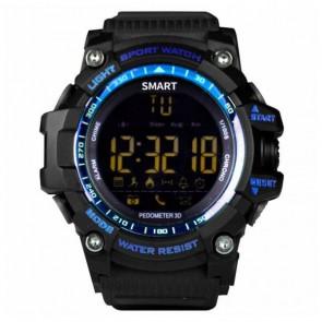 "Smartwatch BRIGMTON BWATCH-G1A 1,12"" Bluetooth IP67 Azzurro"