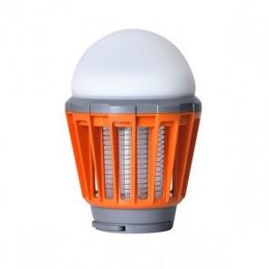 Antizanzare Elettrico BRIGMTON BMQ10 25m² LED Arancio