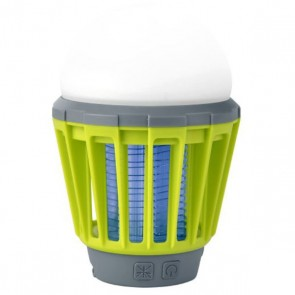 Antizanzare Elettrico BRIGMTON BMQ10 25 m² LED Verde