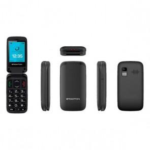 "Telefono Cellulare BRIGMTON BTM-5 2,4"" TFT Bluetooth FM Nero"