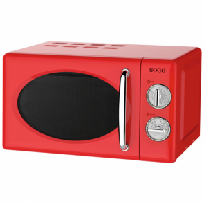 Microonde Sogo HOR-SS-890 20 L 700W Rosso