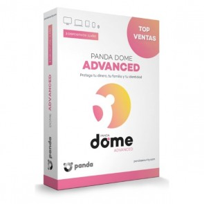 Antivirus Casa Panda Dome Advance (2 Dispositivi)