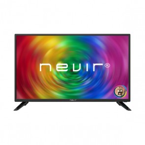"Televisione NEVIR NVR-7428-32RD 32"" HD LED USB DVR Nero"
