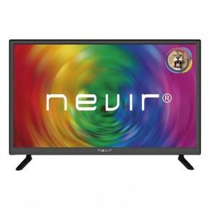 "Televisione NEVIR NVR-7707-24RD2-N 24"" HD Ready LED USB Nero"