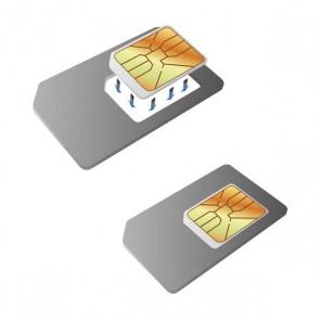 Adattatore di Scheda da Nano SIM a SIM KSIX