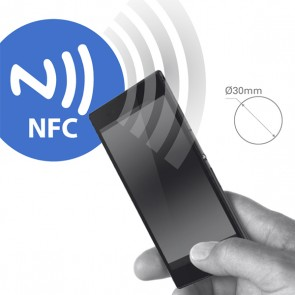 Etichette Intelligenti NFC (Ø 3 cm)