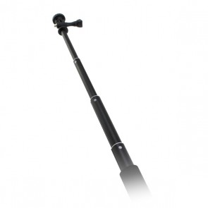 Selfie Stick per Fotocamera Sportiva KSIX Nero
