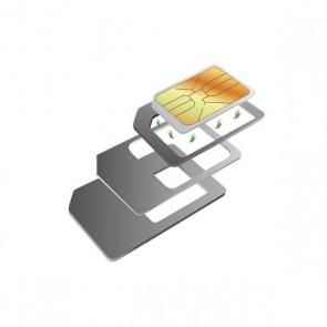 Set di Adattatori per Schede SIM KSIX (3 pcs)