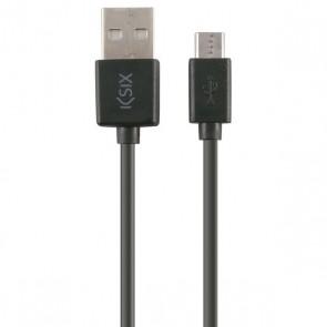 Cavo da USB a Micro USB Contact 1 m Nero