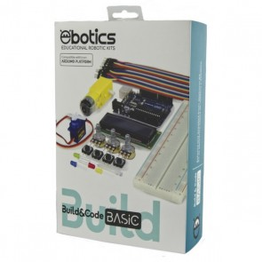 Kit di Elettronica Build & Code Basic