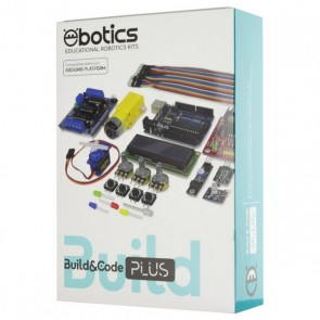Kit di Elettronica Build & Code Plus