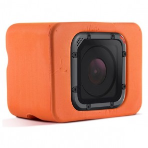 Custodia in Spugna Galleggiante per Go Pro Hero 5 Session KSIX Arancio