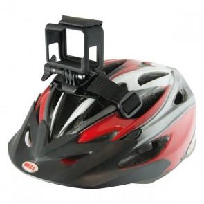 Cinghia per Supporto per Fotocamera Sportiva per Casco di Bicicletta KSIX Nero