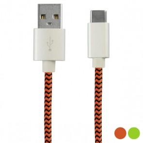 Cavo USB-C 2.4A 1 m