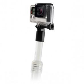 Selfie Stick Galleggiante per Fotocamera Sportiva KSIX Trasparente