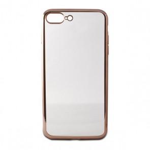 Custodia per Cellulare Iphone 7+/8+ Contact Flex Metal Oro rosa