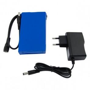 Batteria Ricaricabile per Robot Educativo Code & Drive/MiniLab/Ranger 3000 mAh Azzurro