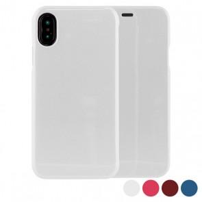 Custodia Folio per Cellulare Iphone X/xs Hard Case