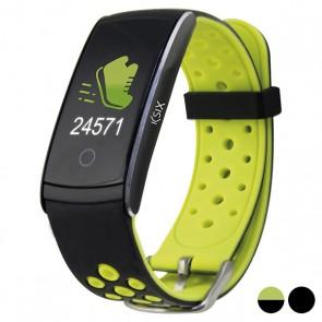 "Orologi Sportivi Fitness Brand HR2 0,96"" LCD Bluetooth 4.0 90 mAh"