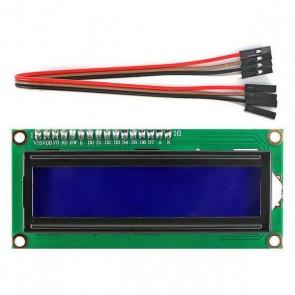 Schermo LCD per Kit di Robotica (16 x 2)