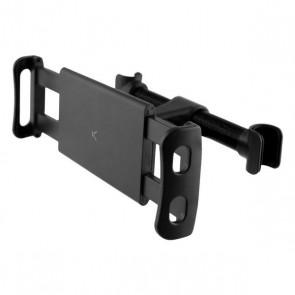 Supporti per Dispositivi per i Poggiatesta dell'Auto KSIX 360º Nero