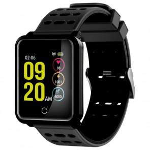 "Orologi Sportivi Cube HR 1,3"" Bluetooth 180 mAh Nero"