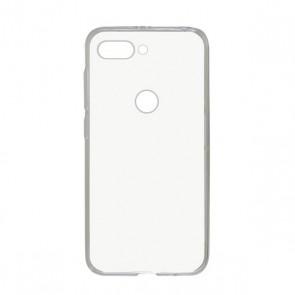 Custodia per Cellulare Oppo R15 Pro KSIX Flex TPU Trasparente