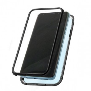 Custodia per Cellulare Samsung Galaxy S9 KSIX Magnetic (2 Pcs)
