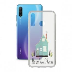 Custodia per Cellulare Huawei P30 Lite Contact Flex Home TPU