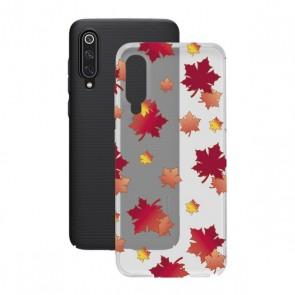 Custodia per Cellulare Huawei Y7 2019 Contact Flex Autumn TPU