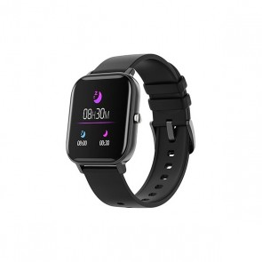 "Smartwatch KSIX Cube HR03 1,3"" OLED 170 mAh Bluetooth 4.0 Nero"