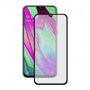 Protettore Schermo Vetro Temprato per Cellulare Samsung Galaxy A40s Contact Extreme 2.5D