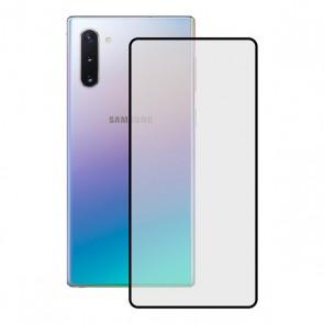 Proteggi Schermo in Vetro Temperato Curvo Samsung Galaxy Note 10 Contact Extreme Curved 3D