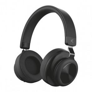 Auricolari Bluetooth con Microfono KSIX 200 mAh Nero