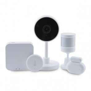 Kit di Elettronica per la Casa Smart Home Zigbee WiFi (5 pcs) Bianco
