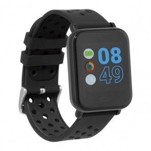 "Smartwatch KSIX Cube HR2 1,3"" TFT Bluetooth Nero"