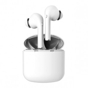 Auricolari Bluetooth con Microfono True Buds 60-400 mAh Bianco